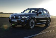 BMW iX3, un petit coup de frais