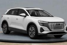 Audi Q5 e-Tron is een elektrische zevenzitter voor China