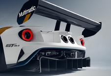 Ford GT: dan toch met V8?