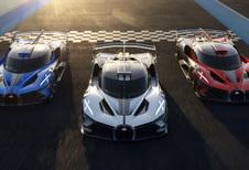 Bugatti Bolide gaat in productie - officieel