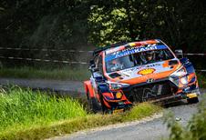 Thierry Neuville domineert voorlopig Rally van Ieper #1