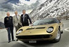 De records van Lamborghini