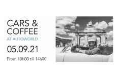 Autoworld Brussels – Cars&Coffee voor roadsters