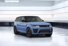 Range Rover Sport SVR Ultimate, le souci du détail