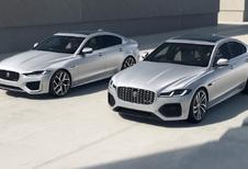 Jaguar XF et XE R-Dynamic Black, connectées avec style