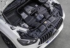 50 % de thermique en moins chez Mercedes