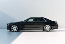 Spofec Rolls-Royce Ghost: een Rolls van Novitec #1