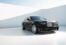 Spofec Rolls-Royce Ghost is sportieve luxe