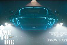 James Bond : ses Aston Martin en bande annonce