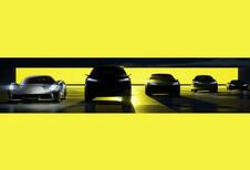 Lotus présente 4 nouveautés électriques prévues dès 2022