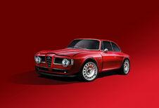 Emilia GT Veloce: klassieke Alfa Romeo Giulia met Quadrifoglio-V6