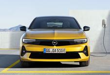 Gamma Opel Astra breidt uit: ook als EV en als break