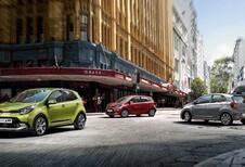 Kia Picanto X-Line, pour l'aventure urbaine