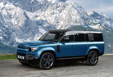 Scoop: wordt dit de Land Rover Defender 130?