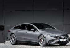 Mercedes EQS 53 is 100% elektrische AMG