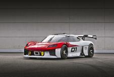 Porsche Mission R : le sport électrique