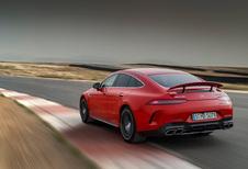 Mercedes va produire moins de modèles AMG