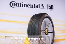 Continental, des pneus en pissenlits et bouteilles recyclées