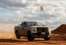 Ford Ranger 2022 : l'heure de la relève (vidéo)