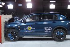 Euro NCAP : 5 étoiles pour les Chinois