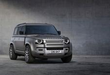 Range Rover Defender in maak?