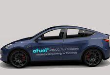 Geen range anxiety met de Tesla Model Y HyperHybrid