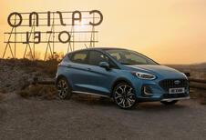 Ford Fiesta 2022, nouveau nez et électrification