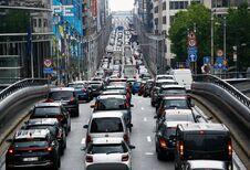 Nombre des voitures particulières en hausse