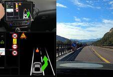 Des autoroutes italiennes V2X en conduite autonome de niveau 3