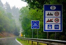 Autoroutes allemandes : vitesse moyenne pas si élevée