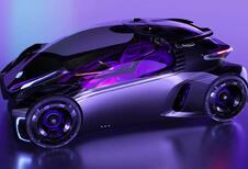 MG Maze Concept, la citadine électrique de demain