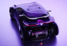 MG Maze Concept wil EV-rijden leuk maken