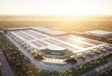 Tesla Gigafactory de Berlin : inauguration imminente