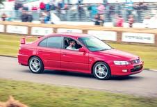 Vintage - 1998 Honda Accord Type R, de Silverstone à Dartmoor