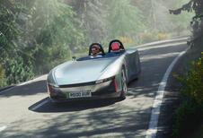 Concept Aura, sportive électrique et 640 km d'autonomie