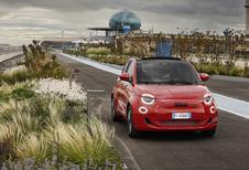 Fiat 500, la vie en vert… et rouge