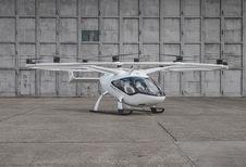 Volocopter en Geely gaan vliegende taxi's bouwen