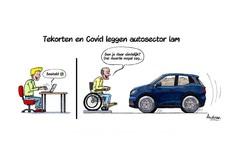 Audrans verhaal - Tekorten en Covid leggen autosector lam
