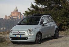Fiat 500 : rappel pour la transmission