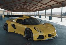 Cette Lotus Exige a le V8 d'une Mercedes SLS AMG