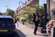 ChargeArm: laadpaal in een arm voor in de stad