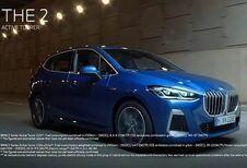 Gelekt: BMW 2 Reeks Active Tourer (2022)