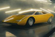 Lamborghini Countach LP 500 Concept is oud en nieuw