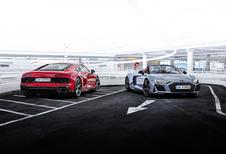 Audi R8 RWD Performance :  plus puissante et plus rapide