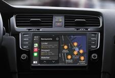 Apple: iPhone moet meer in de auto kunnen besturen