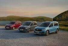 Nieuwe Ford Tourneo Connect is stiekem een VW Caddy - officieel
