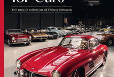 Le livre à lire : Passion for Cars, The unique collection of Thierry Dehaeck