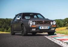 Lancia Delta Evo-E GCK : un restomod à moteur électrique