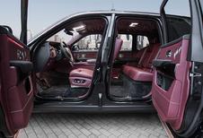 Rolls-Royce Cullinan by Klassen : blindage et 1 million €