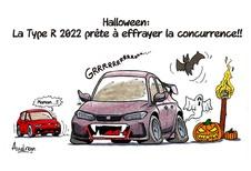 La story d'Audran - Honda prépare une nouvelle Civic Type R